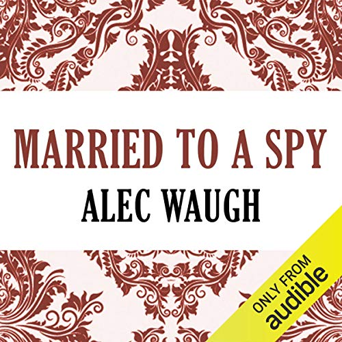 Married to a Spy audiobook cover art