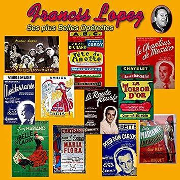 Francis Lopez - mes plus belles opérettes (extraits)