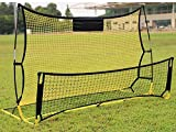 Soccer Trainer Football Training Fast Rebound Net Double-sided Can Be Synchronized Training Soccer