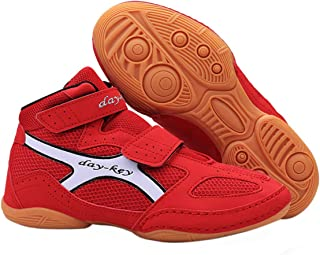 Day Key Lightweight Wrestling Shoes for Kids, Boys, Girls, Youth, Teenagers