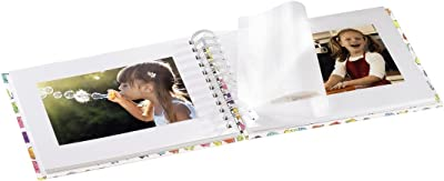 Hama 00094557 Album photo à spirales Piper 23,5 x 17cm 40 pages