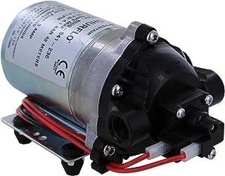 Pentair SHURflo 8009-541-236 Lawn and Garden Automatic-Demand Diaphragm Pump, 1.0 GPM With Viton Valves, Santoprene Diaphragm, 60 PSI Demand Switch, 12V, 3/8