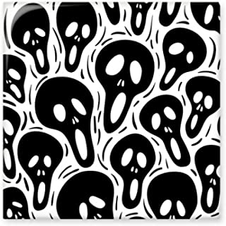 Cartoon Skull Halloween Ceramic Bisque Tiles Bathroom Decor Kitchen Ceramic Tiles Wall Tiles