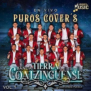 Puros Cover's, Vol. 1 (En Vivo)