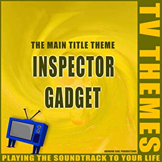 inspector gadget tv theme