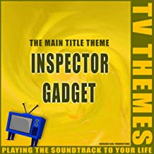 Best inspector gadget theme mp3 Reviews