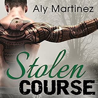Stolen Course cover art