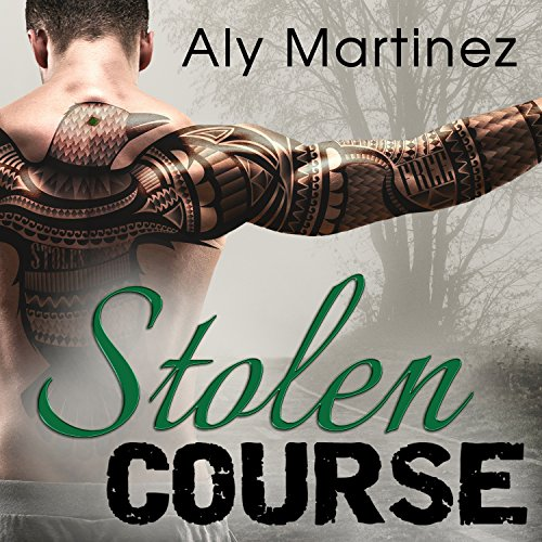 Stolen Course audiobook cover art