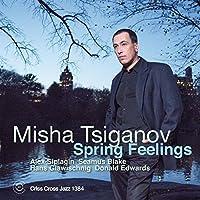 Spring Feelings by Misha Tsiganov