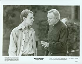 MOVIE PHOTO: MASS APPEAL-1984-JACK LEMMON/ZELJKO IVANEK-8X10 NM