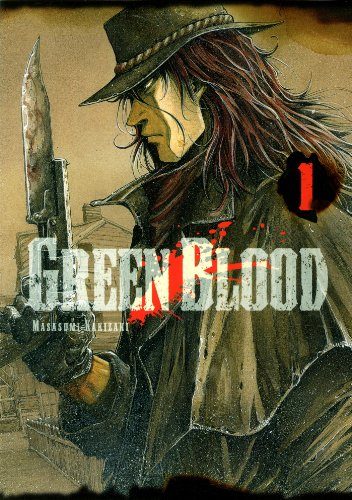 Green Blood T01 (01) (French Edition)