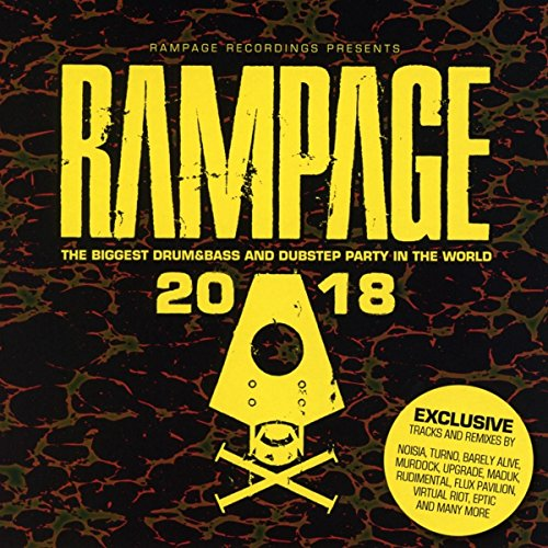 Rampage 2018: The Biggest Drum&Bass And Dubstep Party In The World