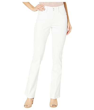 Jag Jeans Gloria Flare Jeans (White) Women