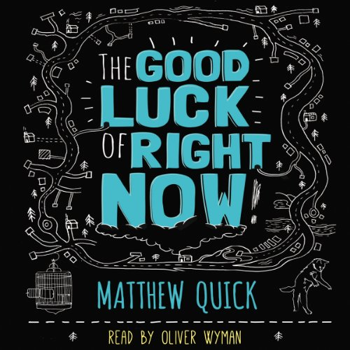 The Good Luck of Right Now cover art