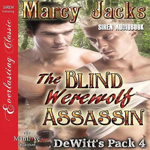 The Blind Werewolf Assassin audiobook cover art