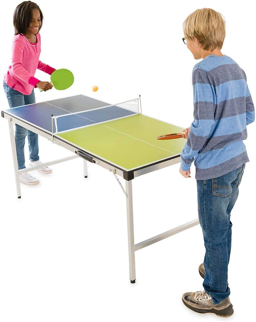 Pick-Up-And-Go Attention brand 2021 autumn and winter new Ping-Pong Table