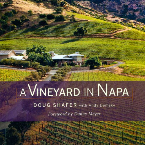 A Vineyard in Napa cover art