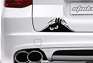 scary stickers for cars