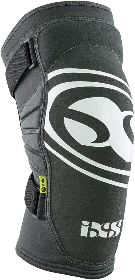 Gray 2XL iXS Carve Evo Elbow Pads