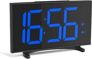 YISSVIC Despertador Digital Reloj Despertador con 6,5 Gran