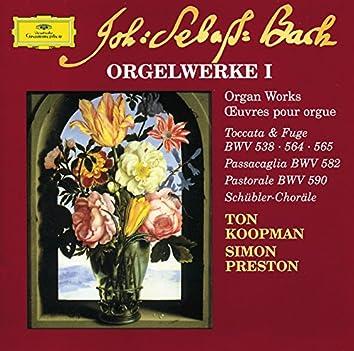 Bach: Organ Works I