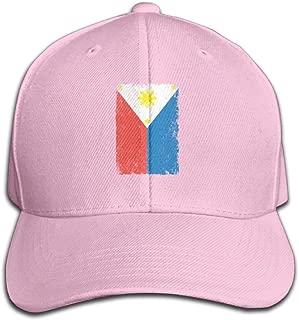 Predatorda RetroStyle Flag Of Hope Men's Peaked Baseball Cap