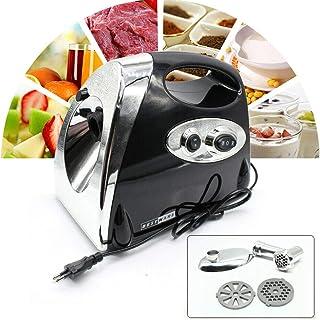 Máquina para picar carne eléctrica 2800W, Máquina profesional de salchichas Máquina para picar verduras Máquina