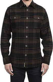 Jachs Men's Brawny Flannel Shirt,Variety