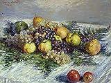Artland Alte Meister Premium Wandbild Claude Monet Bilder