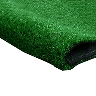 YNFNGX 30mm Natural Looking Artificial Grass Roof Lawn Fake Lawn Garden, Suitable For Indoor/outdoor Decoration 1M X2M (Si...