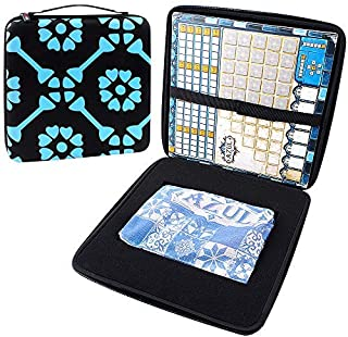 Hard Carrying Case for Plan B Games Azul Board Game Board Games%カンマ% by COMECASE [並行輸入品]
