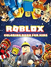 ROBLOX Coloring Book For Kids: ROBLOX. Exclusive Work – 33 illustrations Great Coloring Book for Adults, Teenagers, Tweens, Older Kids, Boys, Girls, Toddlers, Kids PDF