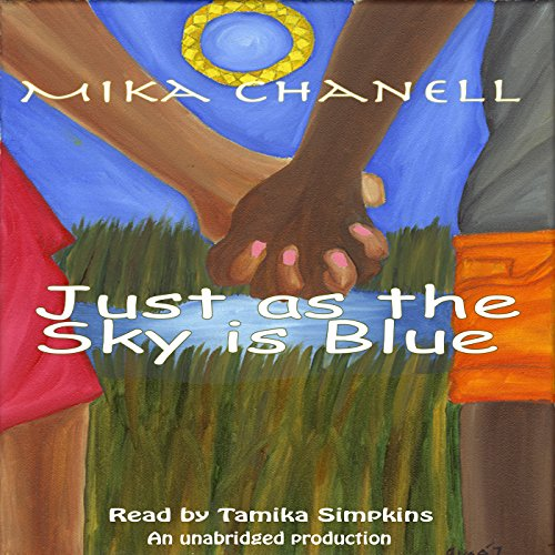 Just as the Sky Is Blue audiobook cover art