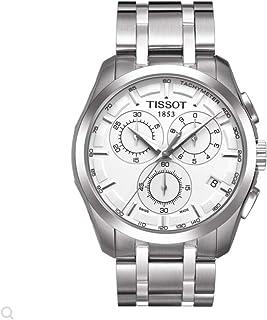 ساعة تيسوت للرجال T035.617.11.031- انالوج بعقارب، رسمية