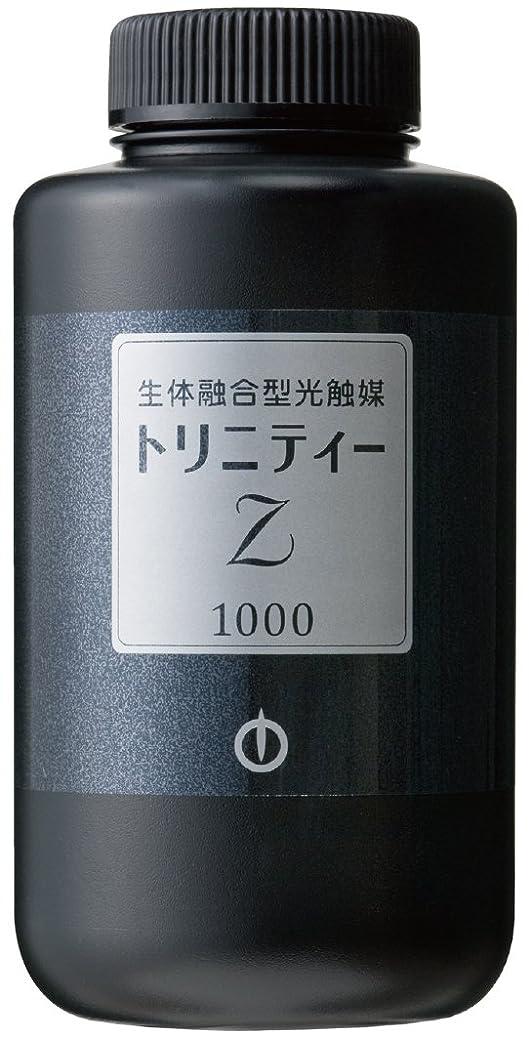 豆黒人革命トリニティーZ 【生体融合型光触媒】 ( 原液1Kg)