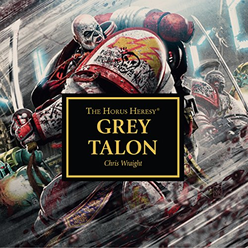 Grey Talon audiobook cover art
