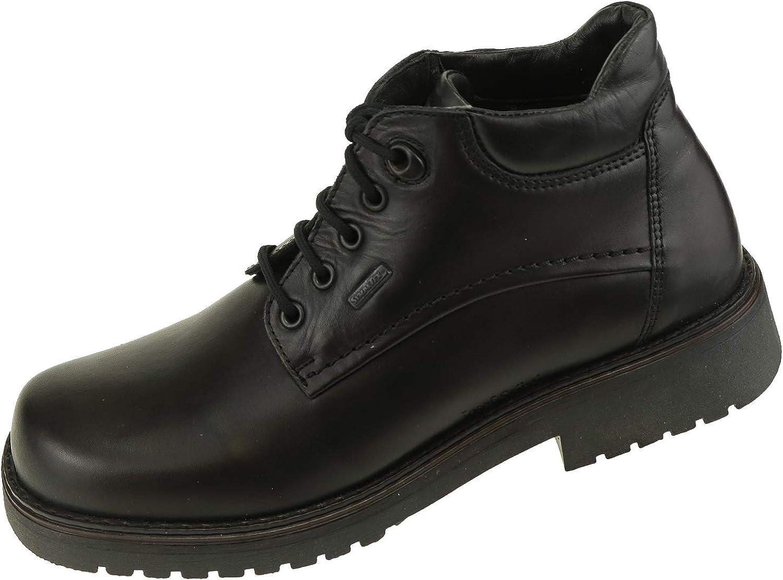Josef Seibel Men's Boots Black Black 6 UK