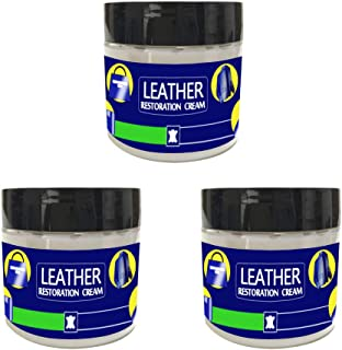 Cleaning Supplies,3x Reconditioning Leather Cream Vinyl Repair Kit Auto Car Seat Sofa Coats Holes,Home & Garden
