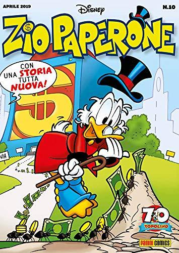 Fumetto Zio Paperone 10 - Disney Panini Comics - Italiano