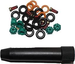 6 Set Fuel Injector Repair Seal Kit for 0280150415 FJ292