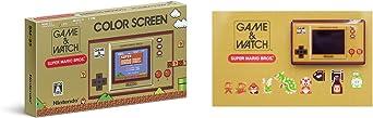 ゲーム&ウオッチ スーパーマリオブラザーズ (【Amazon.co.jp限定】ゲーム&ウオッチ オリジナルピンズ 同梱)