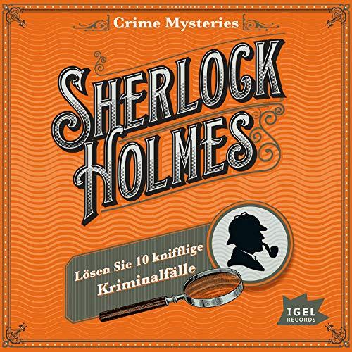 Crime Mysteries Titelbild