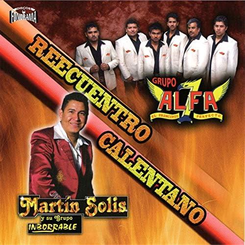 Grupo Alfa 7 & Martín Solis y Su Grupo Inborrable