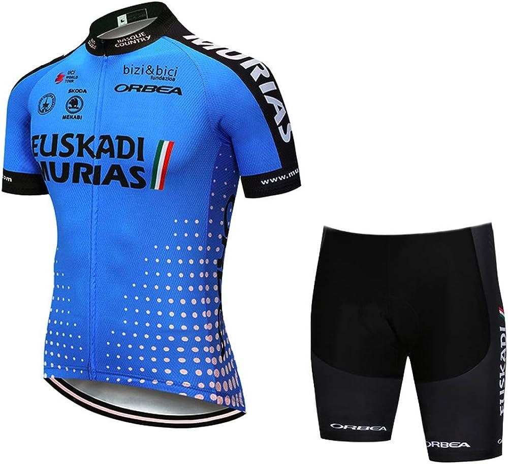 Miloto Cycling Jersey Team Biking Clothing Sets Shirts Men Limited time cheap Fashionable sale Bike
