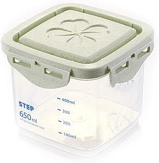 Bingdong Zdrowe plastikowe pudełko wielokrotnego użytku pojemnik do przechowywania żywności pojemnik do przechowywania szc...