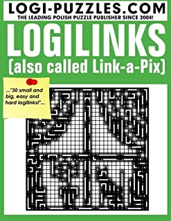 Logilinks: Also called Link-a-Pix