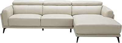 Peachy Amazon Com Bergamo Sectional Sofa W Sleeping Option In Uwap Interior Chair Design Uwaporg