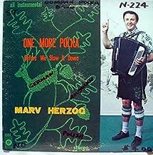 MARV HERZOG ONE MORE POLKA vinyl record