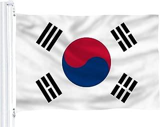 country flags korea