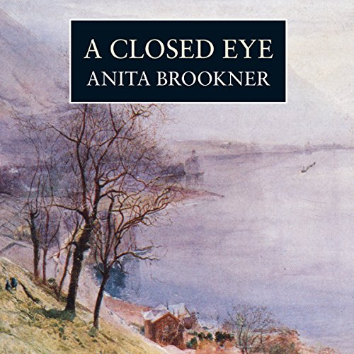 A Closed Eye audiobook cover art